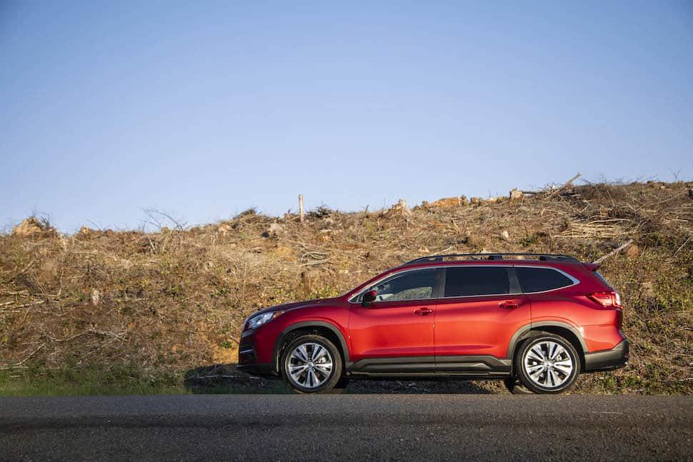 2019 subaru ascent review limited trim 2
