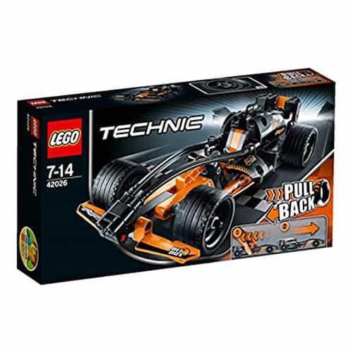 LEGO Technic Black Champion Racer box