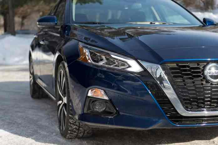 2019 nissan altima awd review