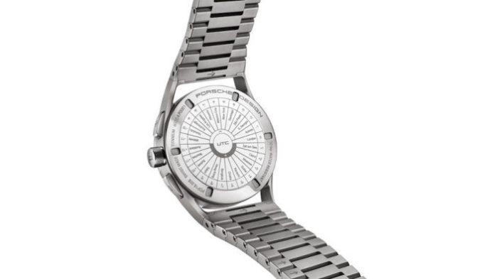 Porsche Design 1919 Globetimer UTC World-Time Watch back