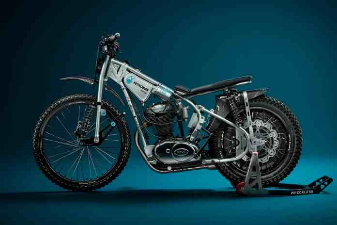 WRECKLESS H4MM4 DUCATI SPEEDWAY MOTORCYCLE