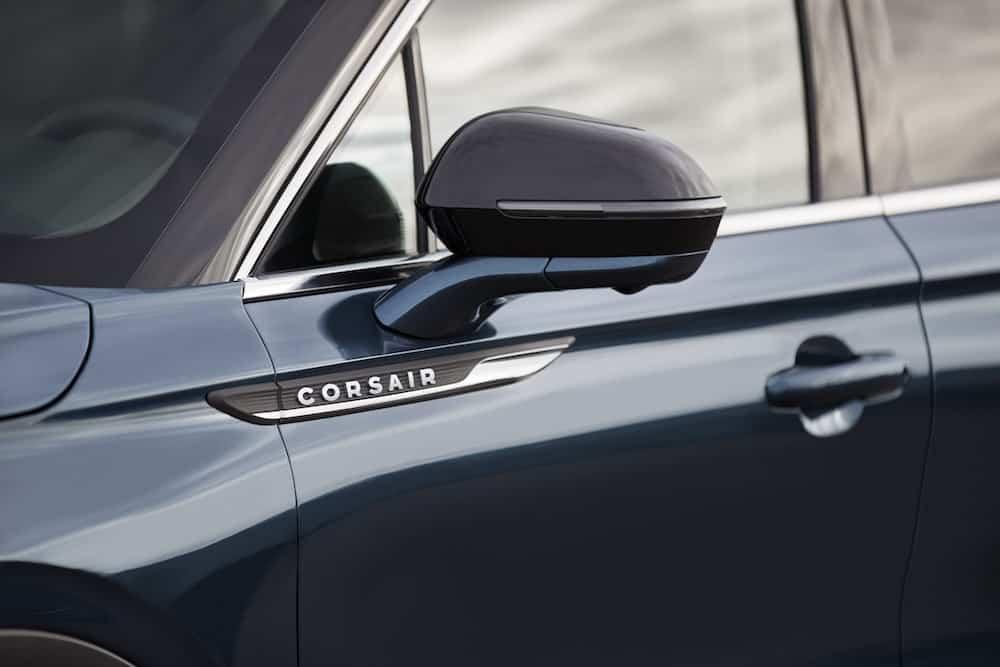 2020 Lincoln Corsair mid-size suv 7