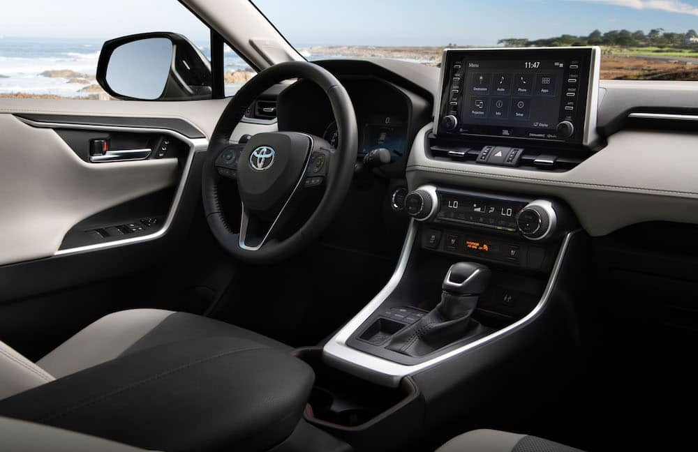 2019 Toyota RAV4 Limited Review 10
