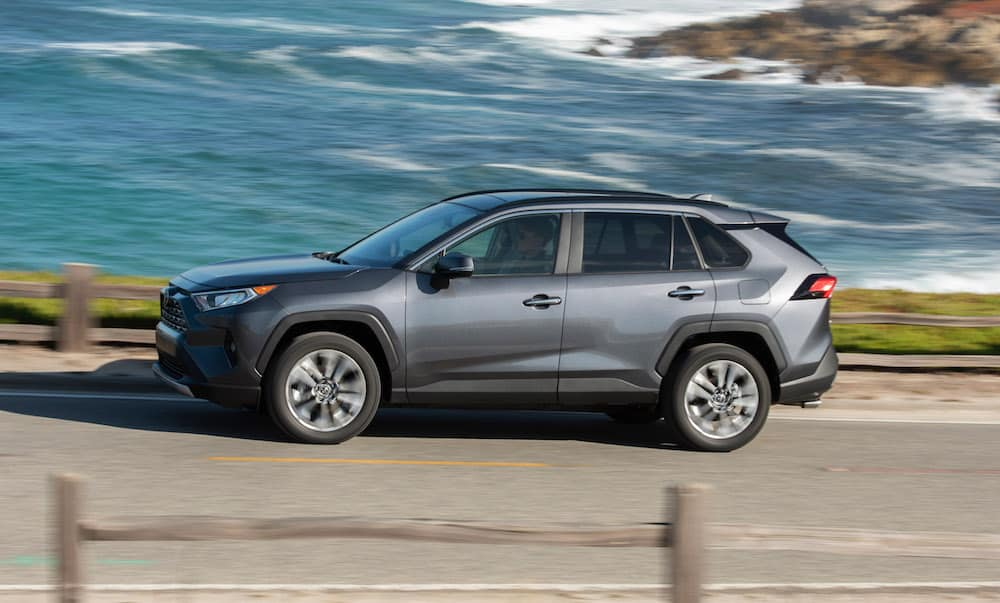2019 Toyota RAV4 Limited Review 4