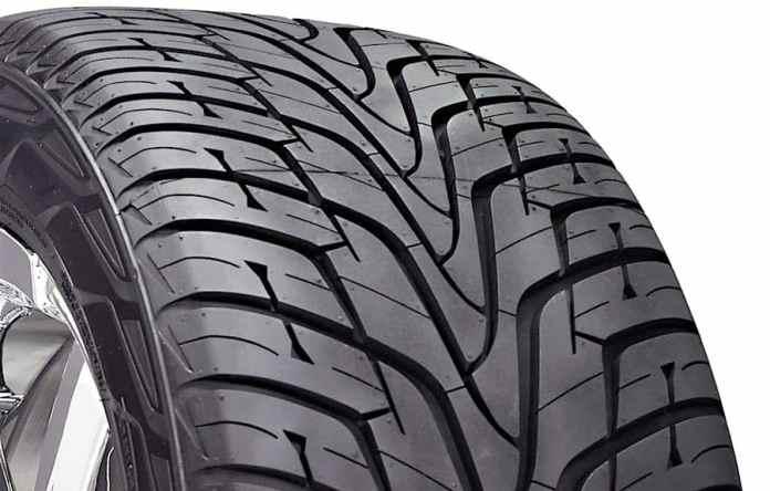 Hankook Ventus ST all season tire