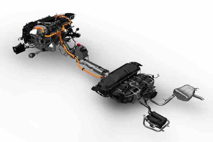 Honda Insight Powertrain