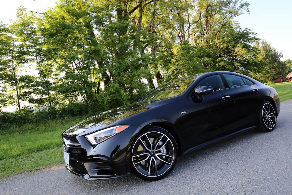 2019 Mercedes-Benz CLS53 AMG 4Matic+ 13