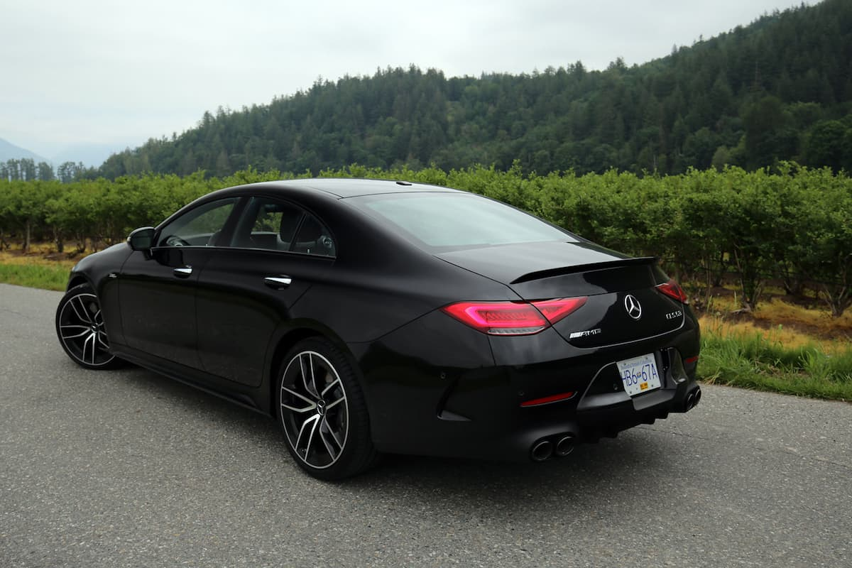 2019 Mercedes-Benz CLS53 AMG 4Matic+ 18