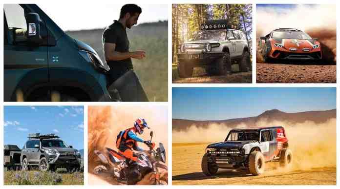 2019 best off-road vehicles