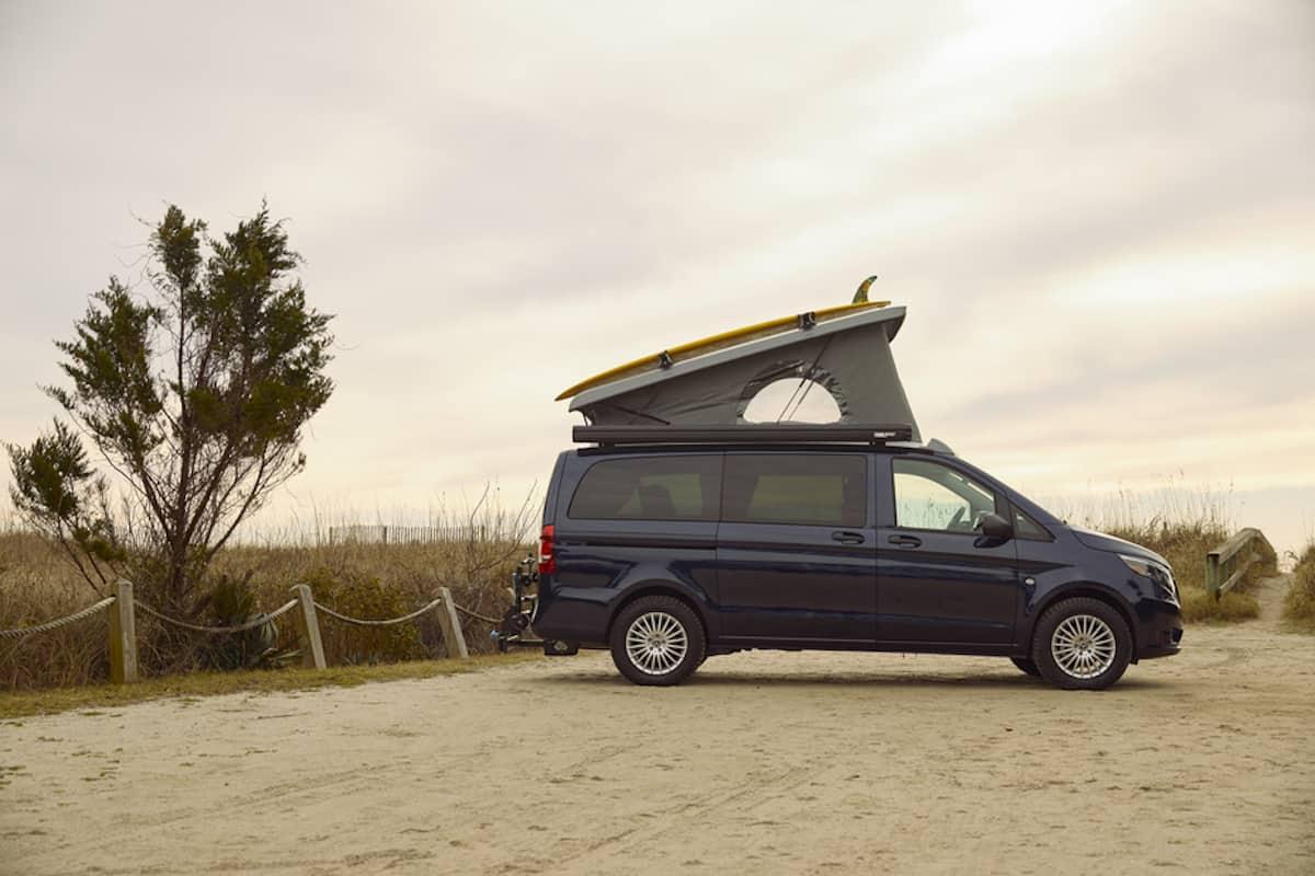 2020 Mercedes-Benz Metris Weekender Popup Camper Van 10