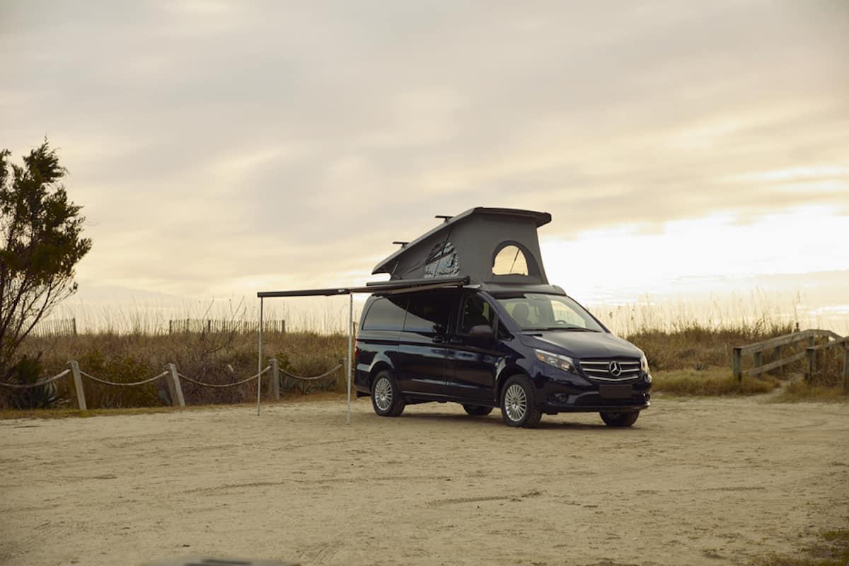 2020 Mercedes-Benz Metris Weekender Popup Camper Van 11
