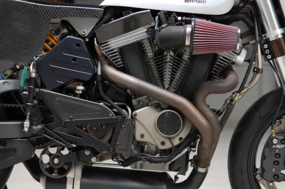 Buell XB12 custome by Bottpower XR1 engine copy