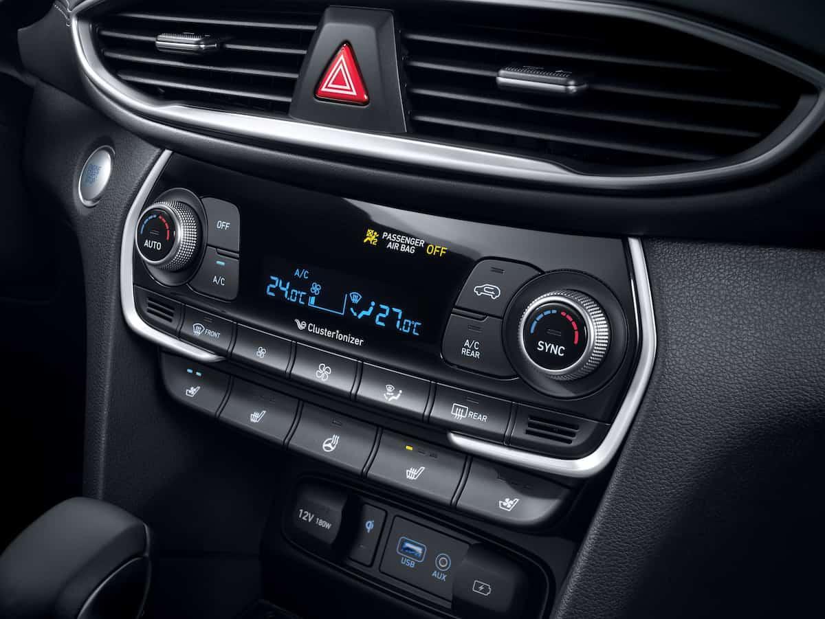 2020 Hyundai Santa Fe 2