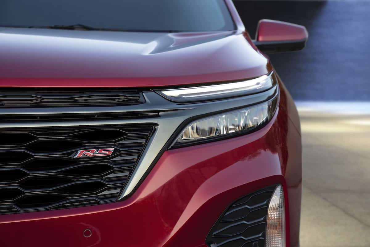 2022 Chevrolet Equinox RS