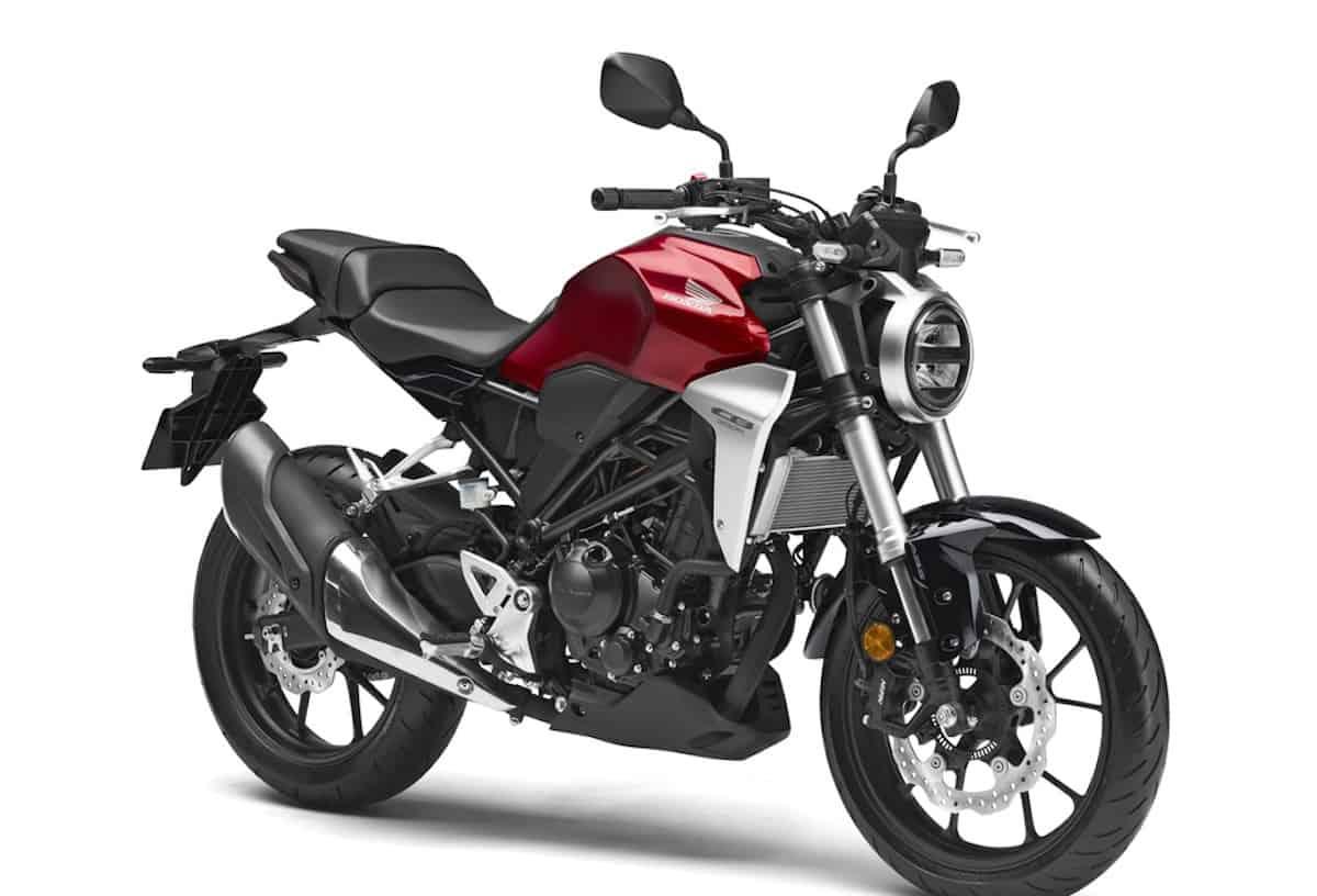 Honda CB300R 2