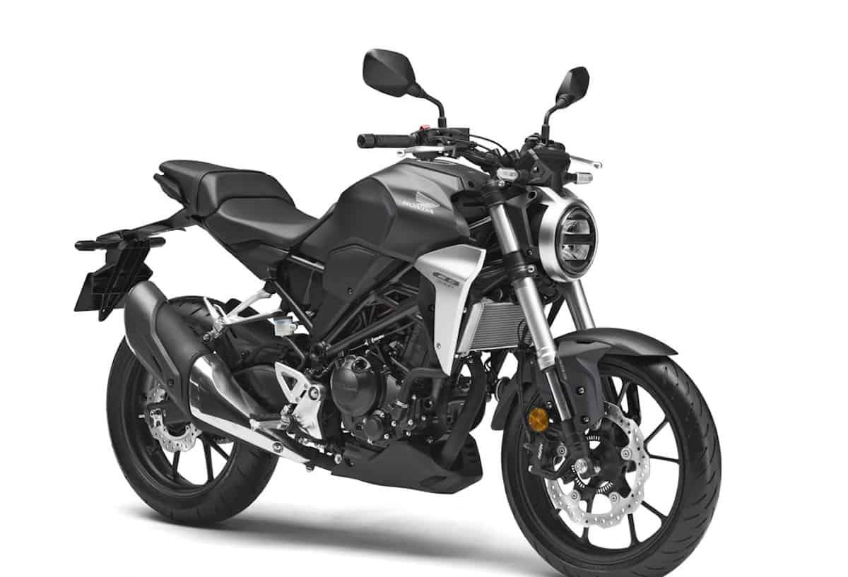 Honda CB300R 4