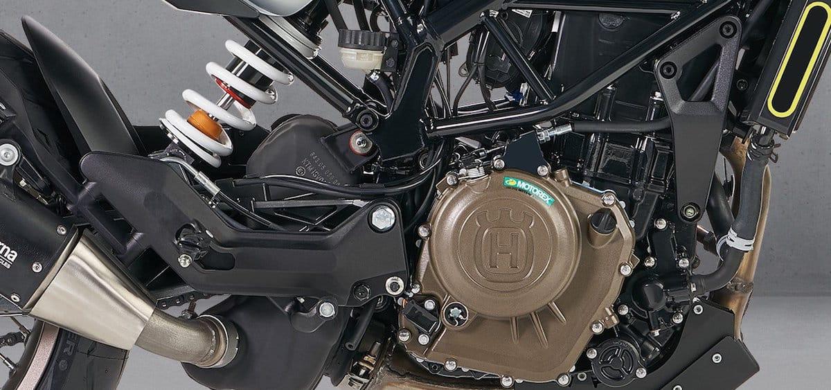 Husqvarna Vitpilen 401 engine