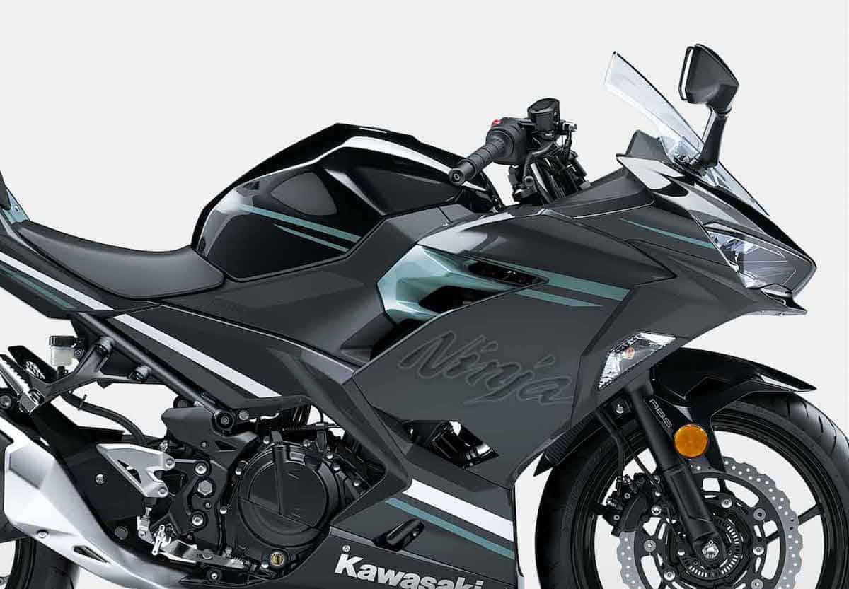 Kawasaki Ninja 400 2