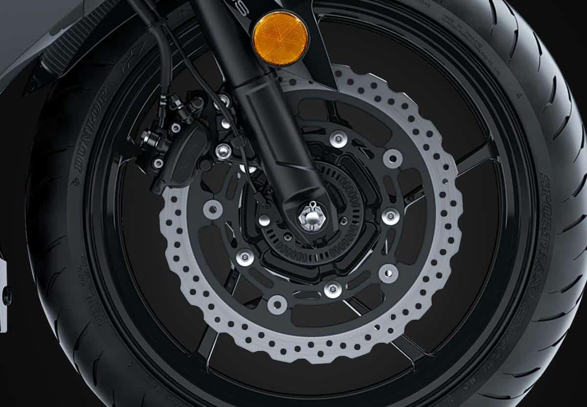 Kawasaki Ninja 400 wheel