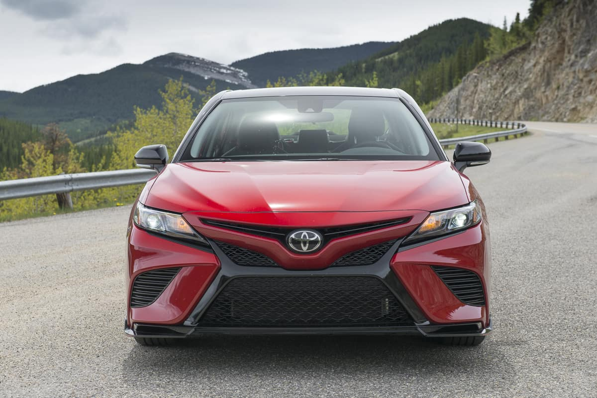 2020 toyota camry trd amee reehal tracionlife (1 of 15)
