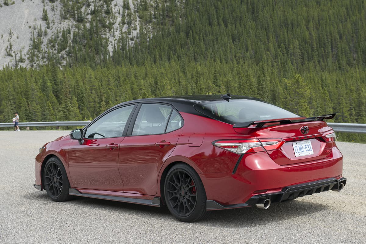 2020 toyota camry trd amee reehal tracionlife (4 of 15)