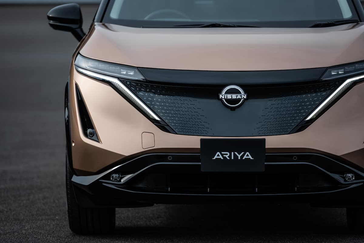 2022 Nissan Ariya all electric suv 10