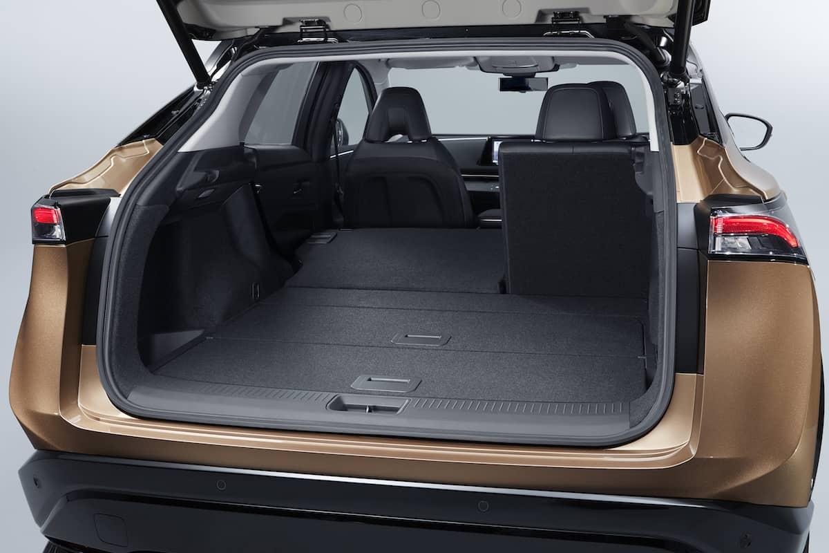 2022 Nissan Ariya all electric suv 3