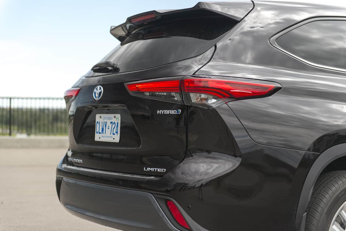 2020 Toyota Highlander Hybrid (10 of 18)
