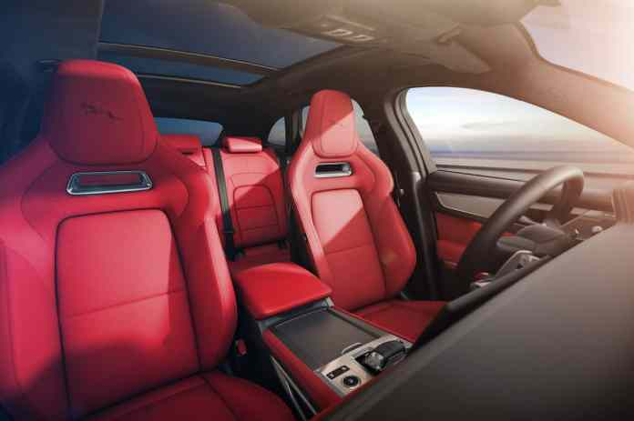2021 Jaguar F-PACE Interior: Closer Look at the New Cabin