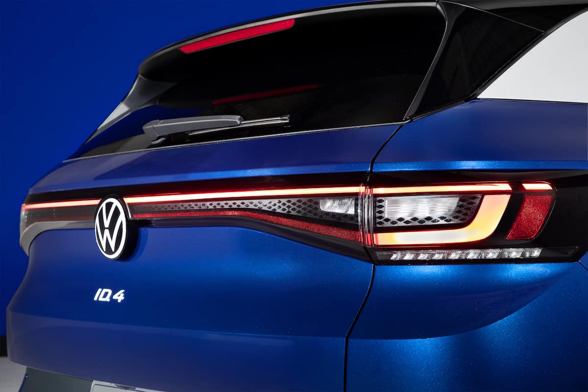 2021 VW ID4 compact electric suv 13