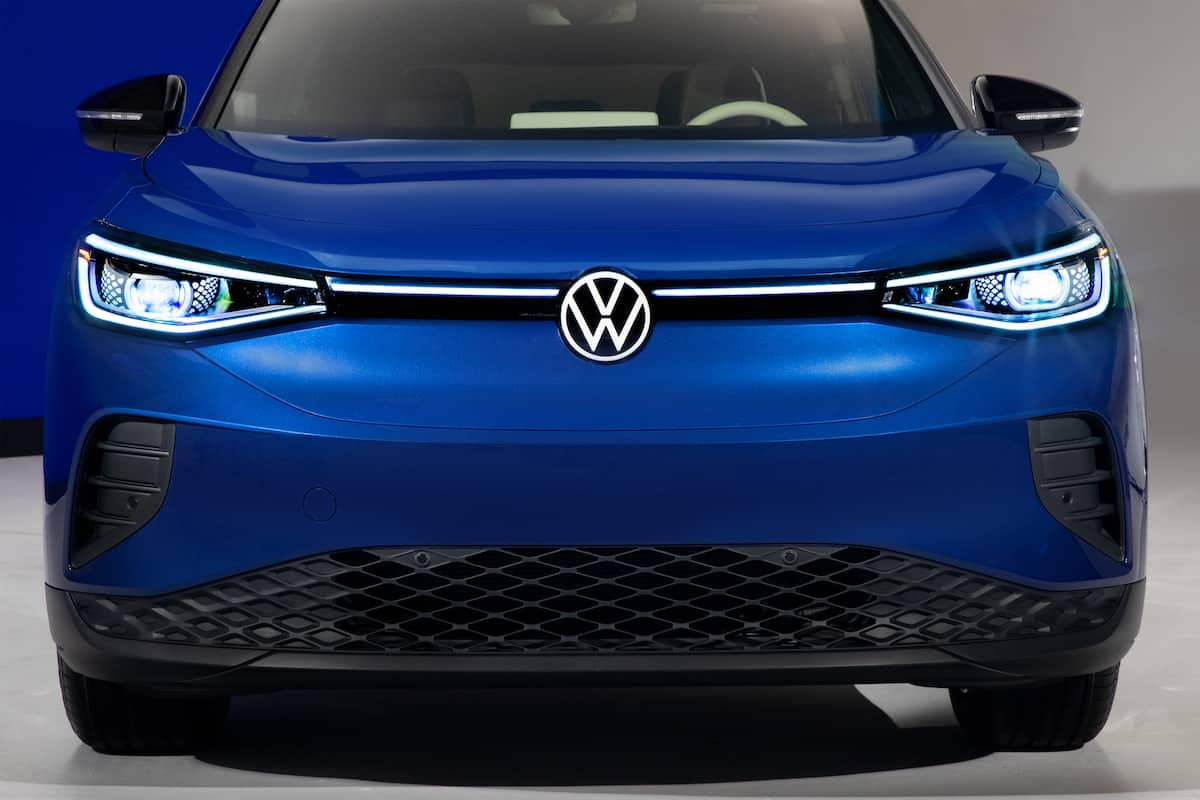 2021 VW ID4 compact electric suv 8