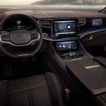 2022 Jeep Grand Wagoneer Interior A Closer Look Full Gallery
