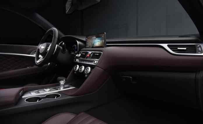 2022-genesis-g70-refresh interior