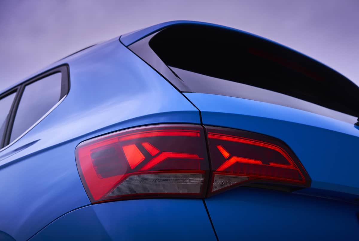 2022 VW Taos compact SUV 8