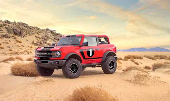 Hennessey VelociRaptor-V8-Bronco