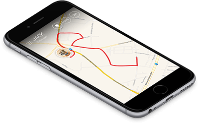 Tractive Blog - Tractive GPS on iPhone