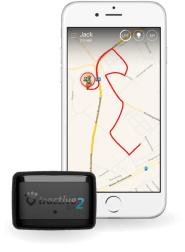 Tractive 2 Tracking