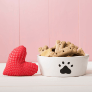 Valentines's gifts for dogs