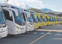 reactivación del transporte