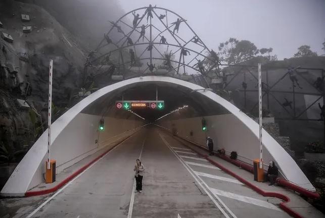 cierres túnel la línea