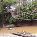 accidente puente colgante
