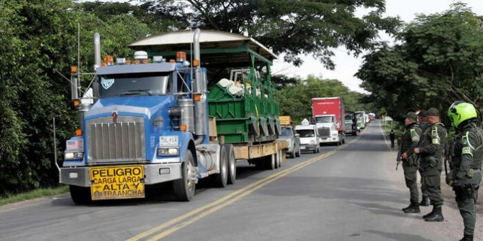 permisos transporte de carga