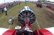 Camera-embarque-tractor-pulling