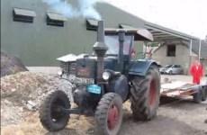 festival de vieux tracteur en allemagne
