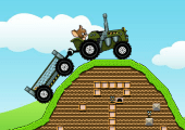 tracteur tom and jerry