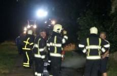 accident de tracteur au groenland