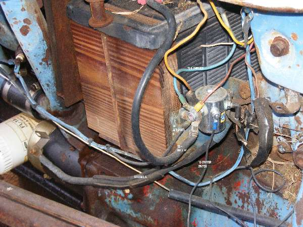 ford tractor wiring diagram image wiring diagram 1962 ford 4000 tractor sel wiring auto wiring on 1964 ford 4000 tractor wiring