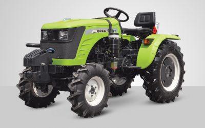 Preet 2549 4WD