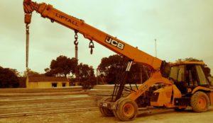 JCB LIFTALL 1554