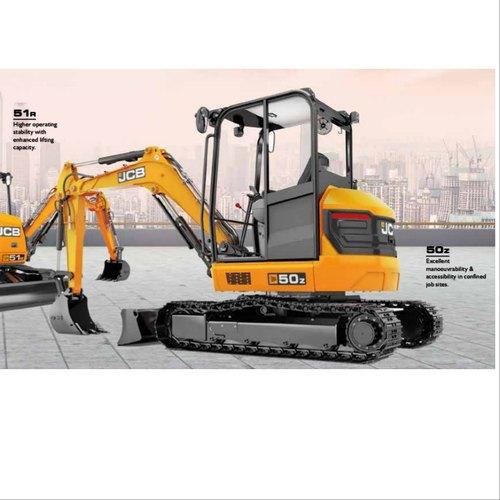 JCB 51R Mini Excavator